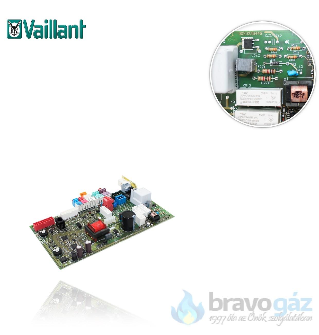 Vaillant panel VU 466/4, 656/4 0020046177