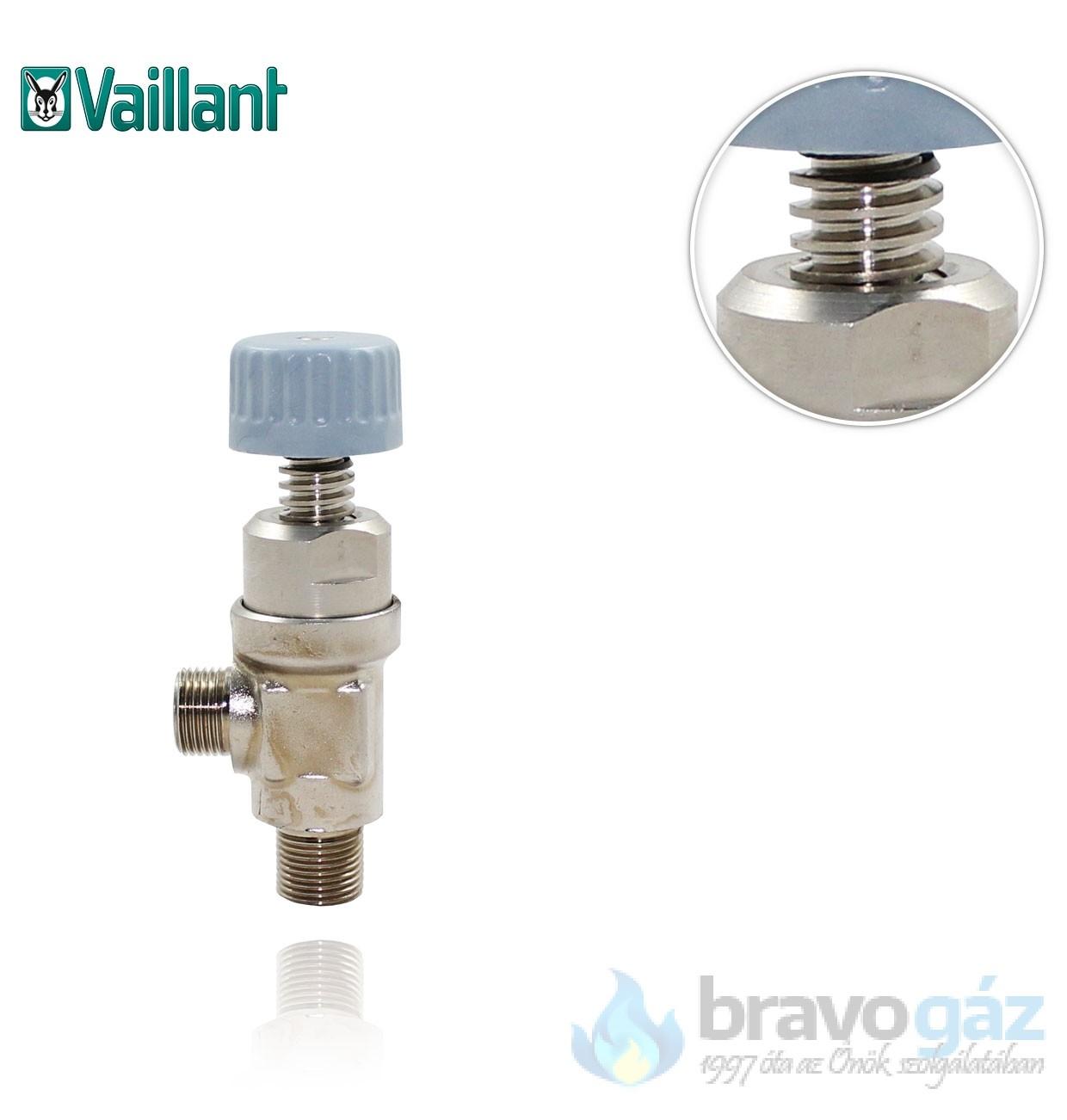 Vaillant feltöltő szelep VU/W 082222