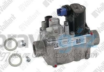 Vaillant gázszelep VU Int II 466/5 0020268758