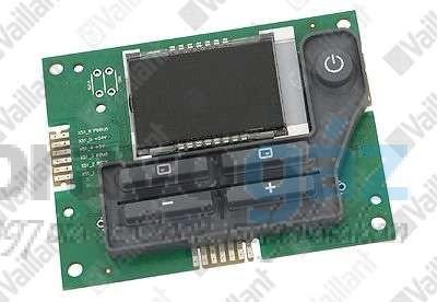 Vaillant LCD panel VUW236/7-2 0020213903