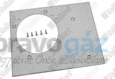 Vaillant szétválasztó adapter szelep 0020015445