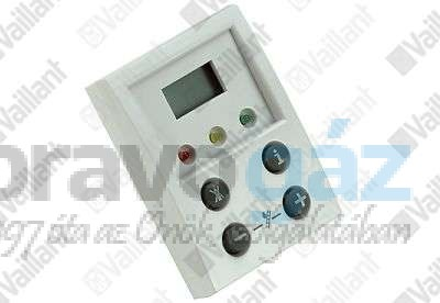 Vaillant LCD kijelző PLUS 130807