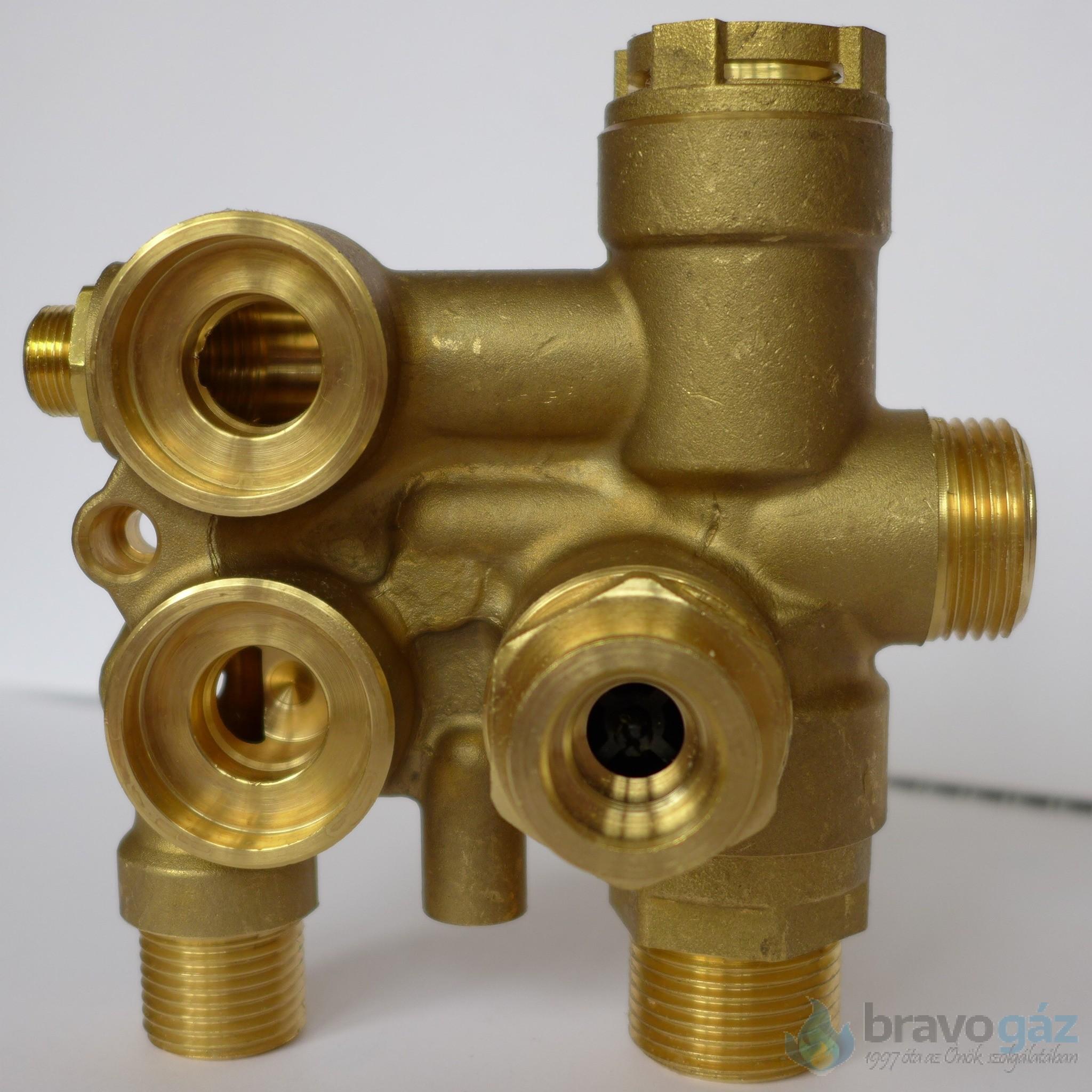 BAXI hidraulikus szerelvénycsoport LUNA3 - JJJ005680940