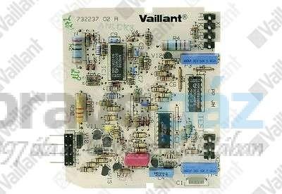Vaillant panel füstgázszenzor 130311