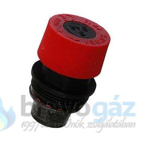 Radiant lefuvató szelep felsőrész - 96060LA