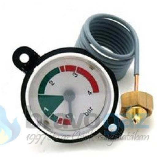 BAXI nyomásmérő óra + rögzítő klipsz - 007219230