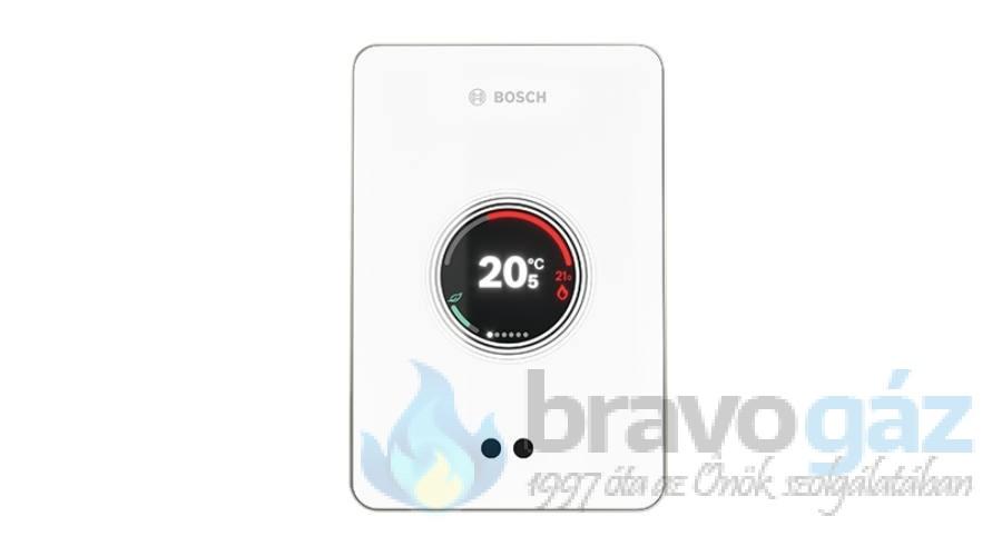 Bosch CT 200 okosszabályozó integrált WLAN kapcsolattal, fehér