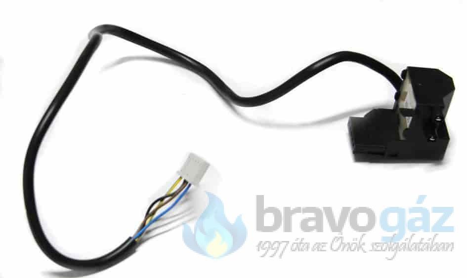 BAXI Gyújtásvezérlő VZ2/10 SAC csatlakozó, L=600mm (Régi: 8511800, 8419060) - JJJ008511560