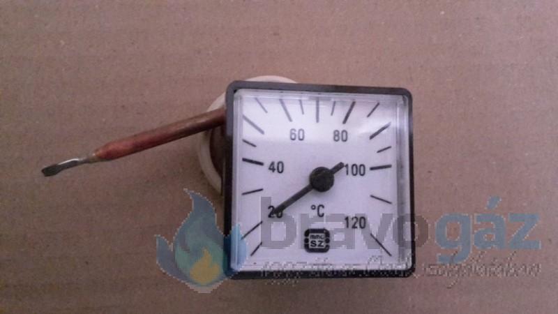 FÉG C21 hőmérő szögletes