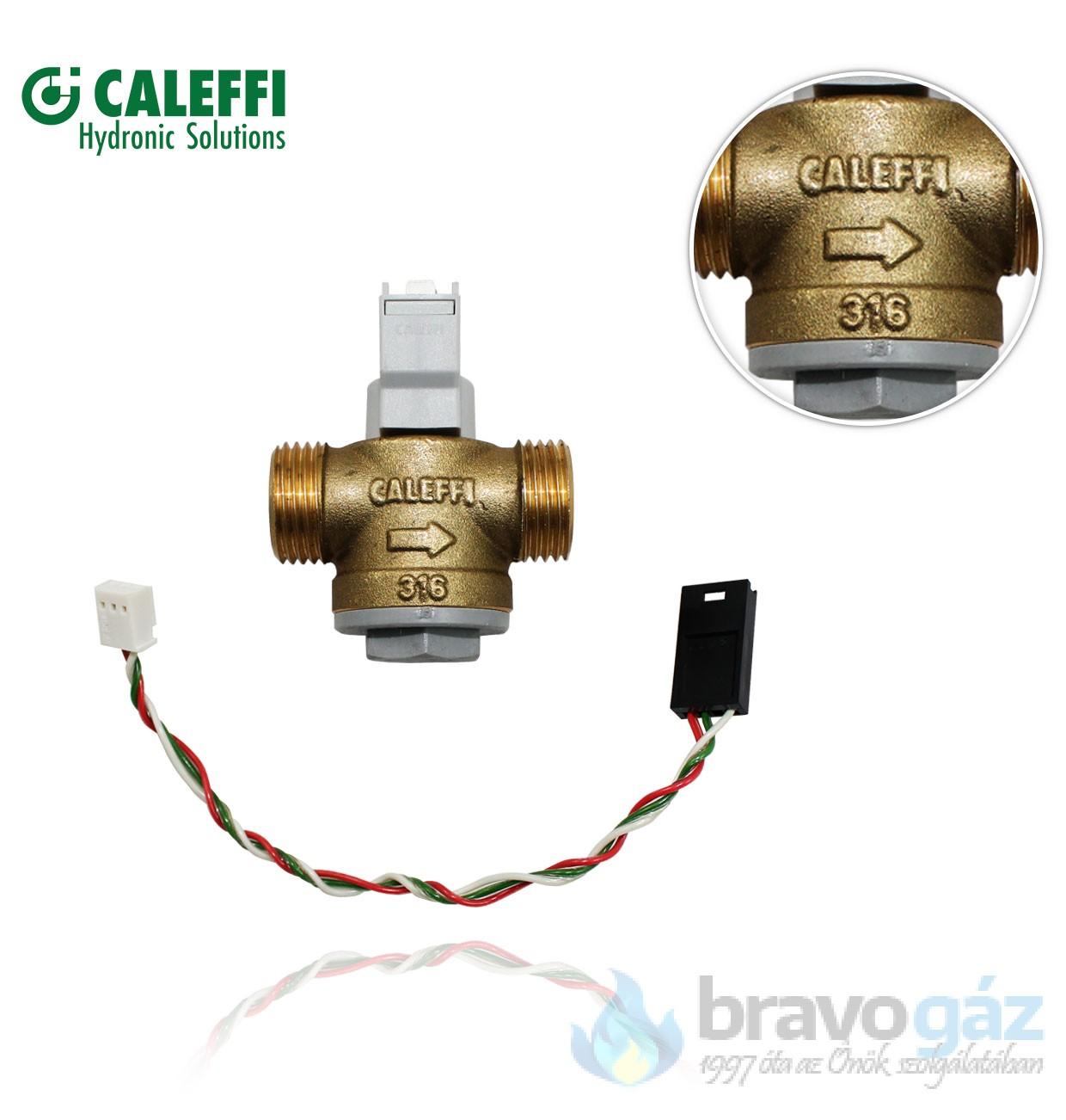 Ferroli áramlás érzékelő egyenes