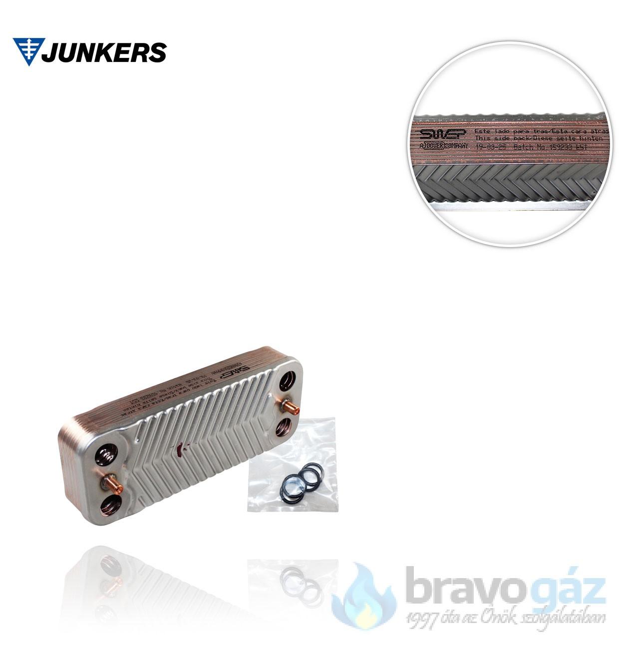 Bosch hőcserélő - 87054062640