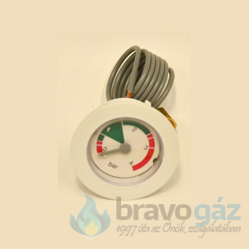 BAXI nyomásmérő óra 0-4bar L=1000mm - 00710547500