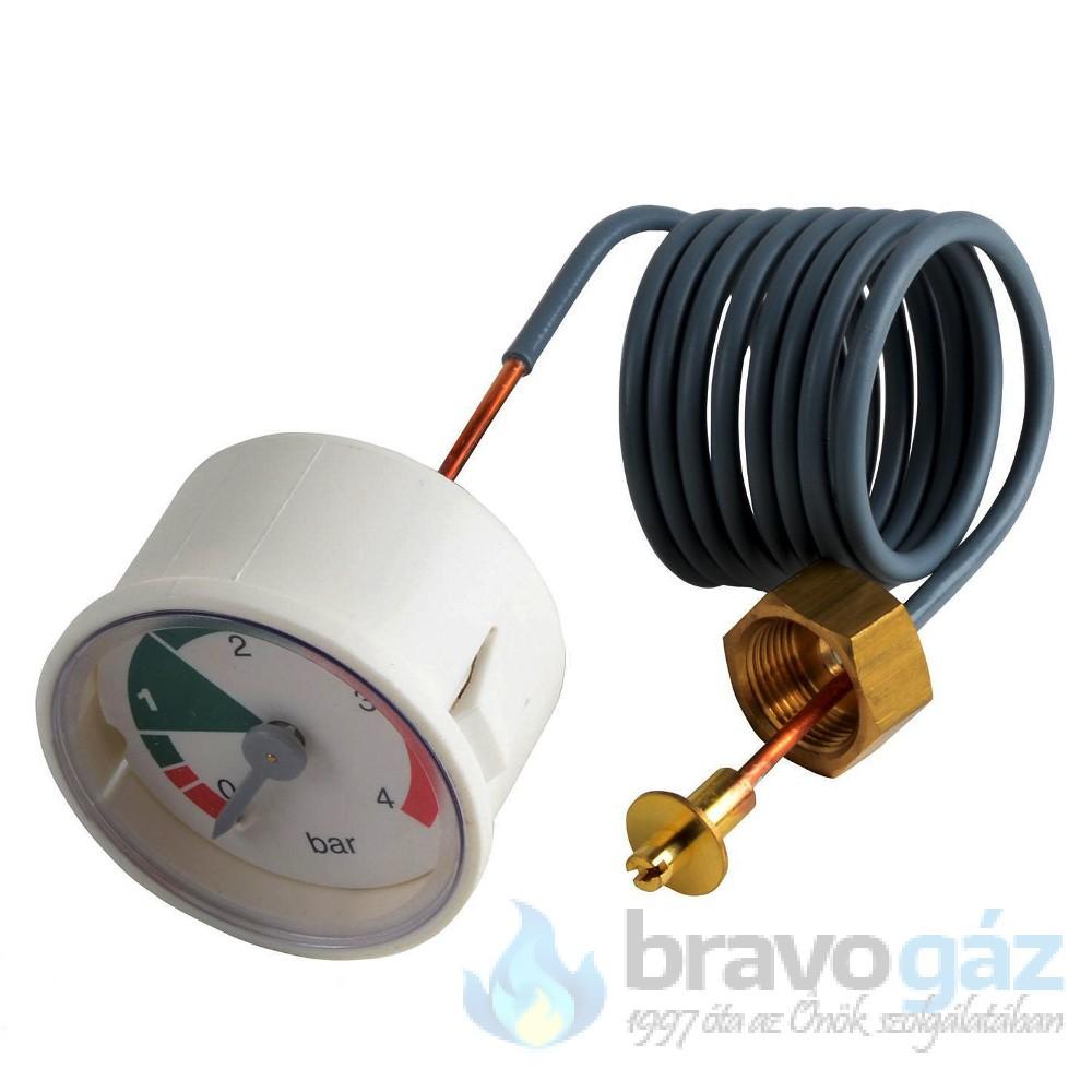 BAXI manometer D40 (Régi: 5653700) - JJJ009951650