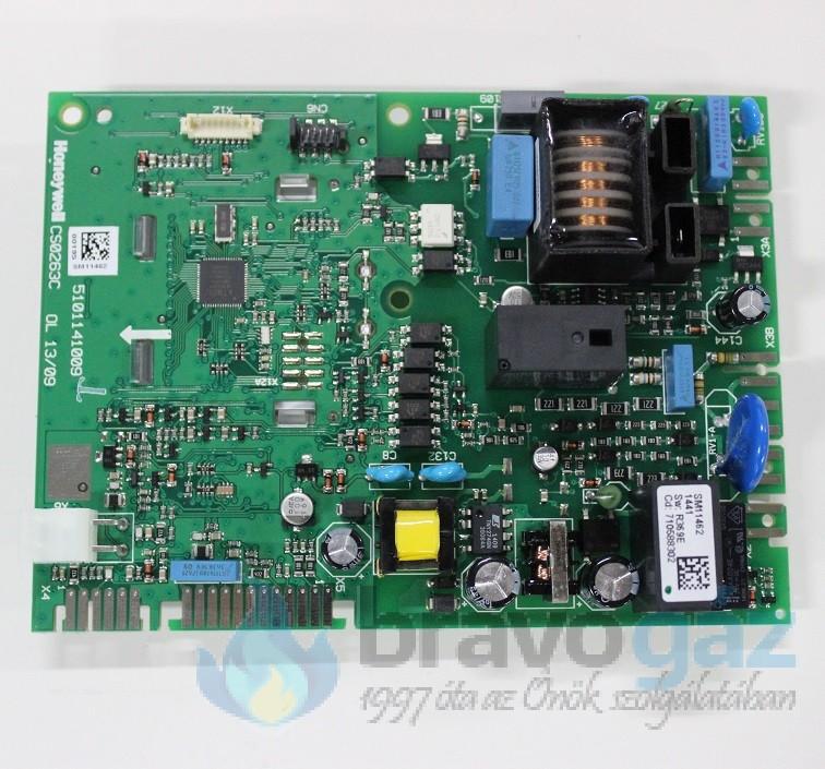 BAXI vezérlőpanel HONEYWELL SM11462 (Régi: 5702480) - 00710591300