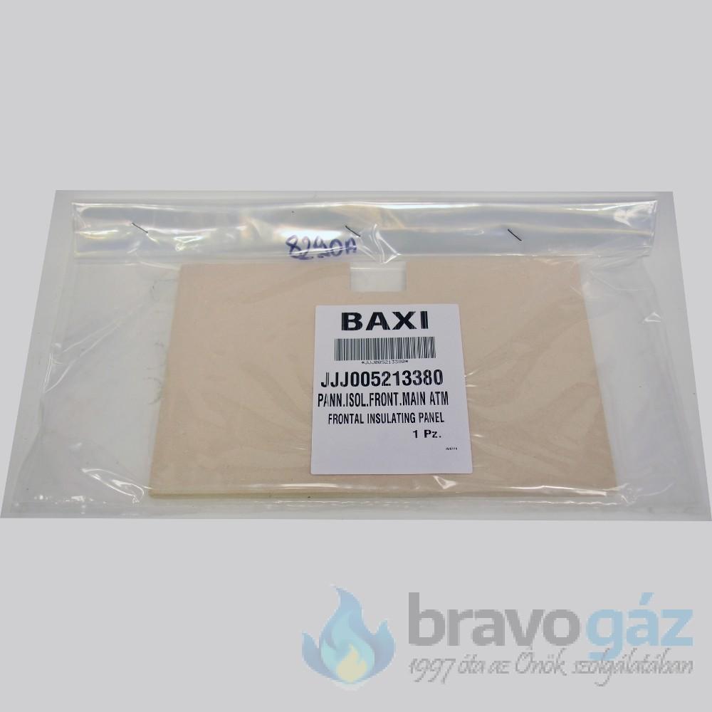 BAXI elülső szigetelő panel Main ATM (Régi: 5212540) - JJJ005213380