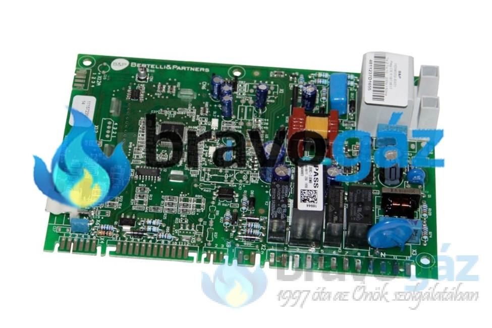 BAXI vezérlőpanel LMU34-AVS77 (FR) - JJJ005691530