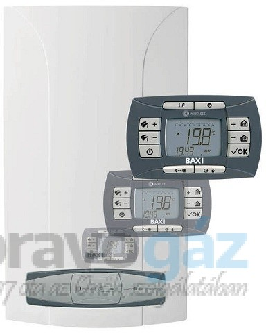 BAXI vezérlő kicsi (BRIDGE) - 00710028100