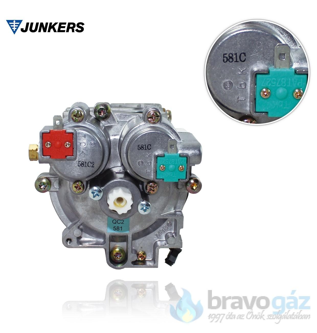 Bosch Gázarmatúra - 87070119110