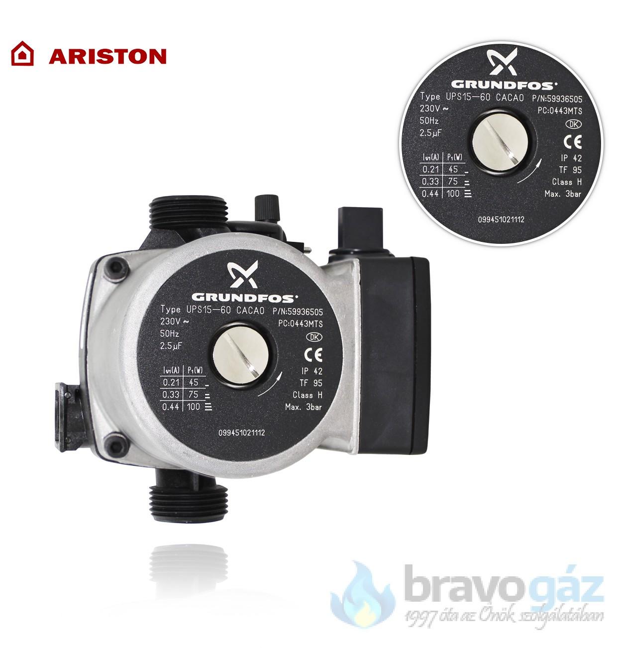 Ariston szivattyú - 996613