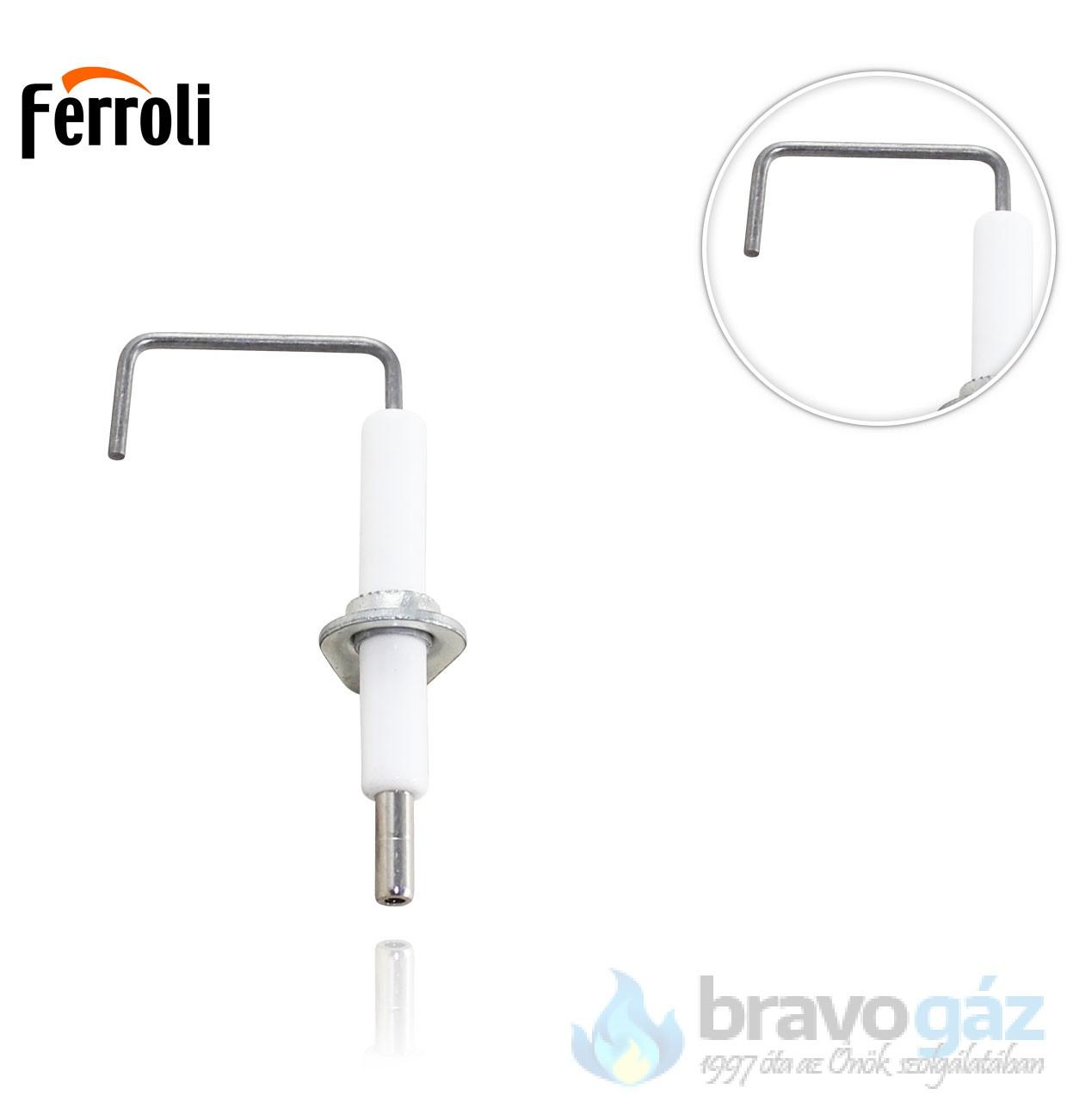 Ferroli gyújtó elektróda