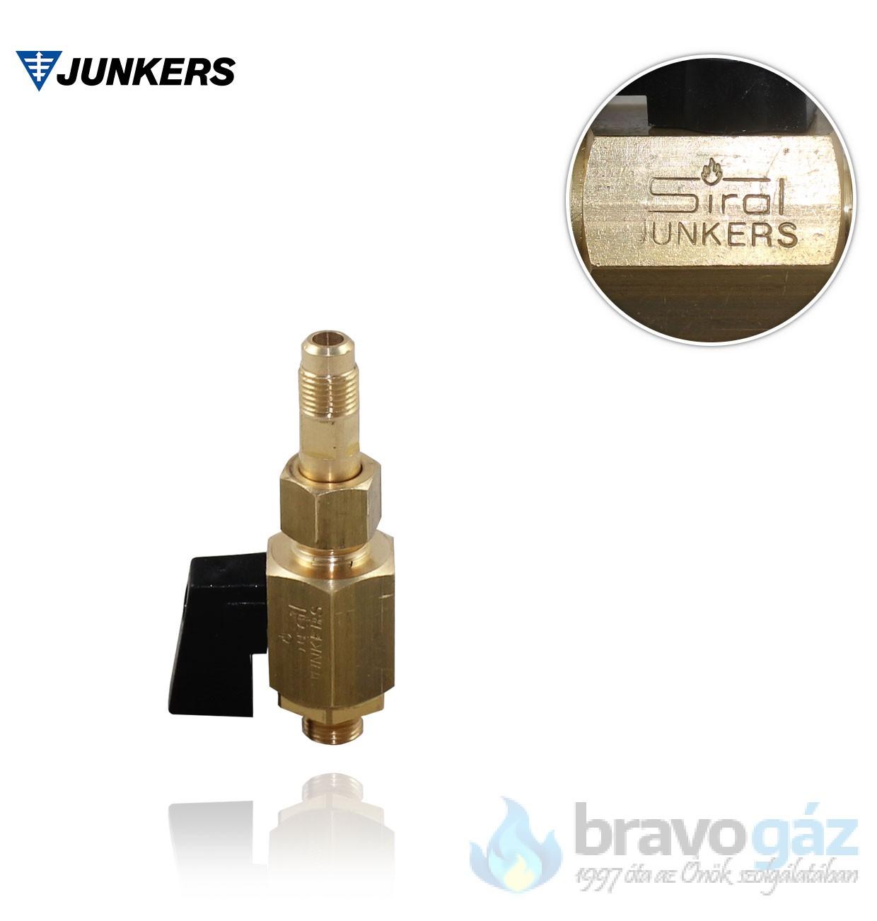 Bosch Elzáró szelep - 87174051400