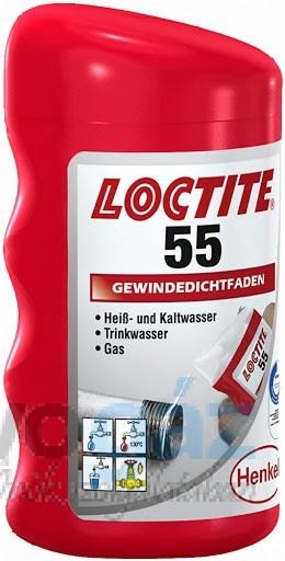 Loctite 55 tömítőzsinór