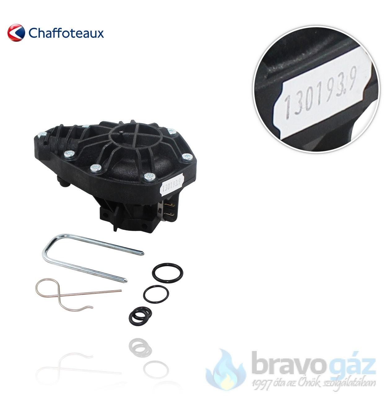 Chaffoteaux váltószelep felső Elexia - 61302410