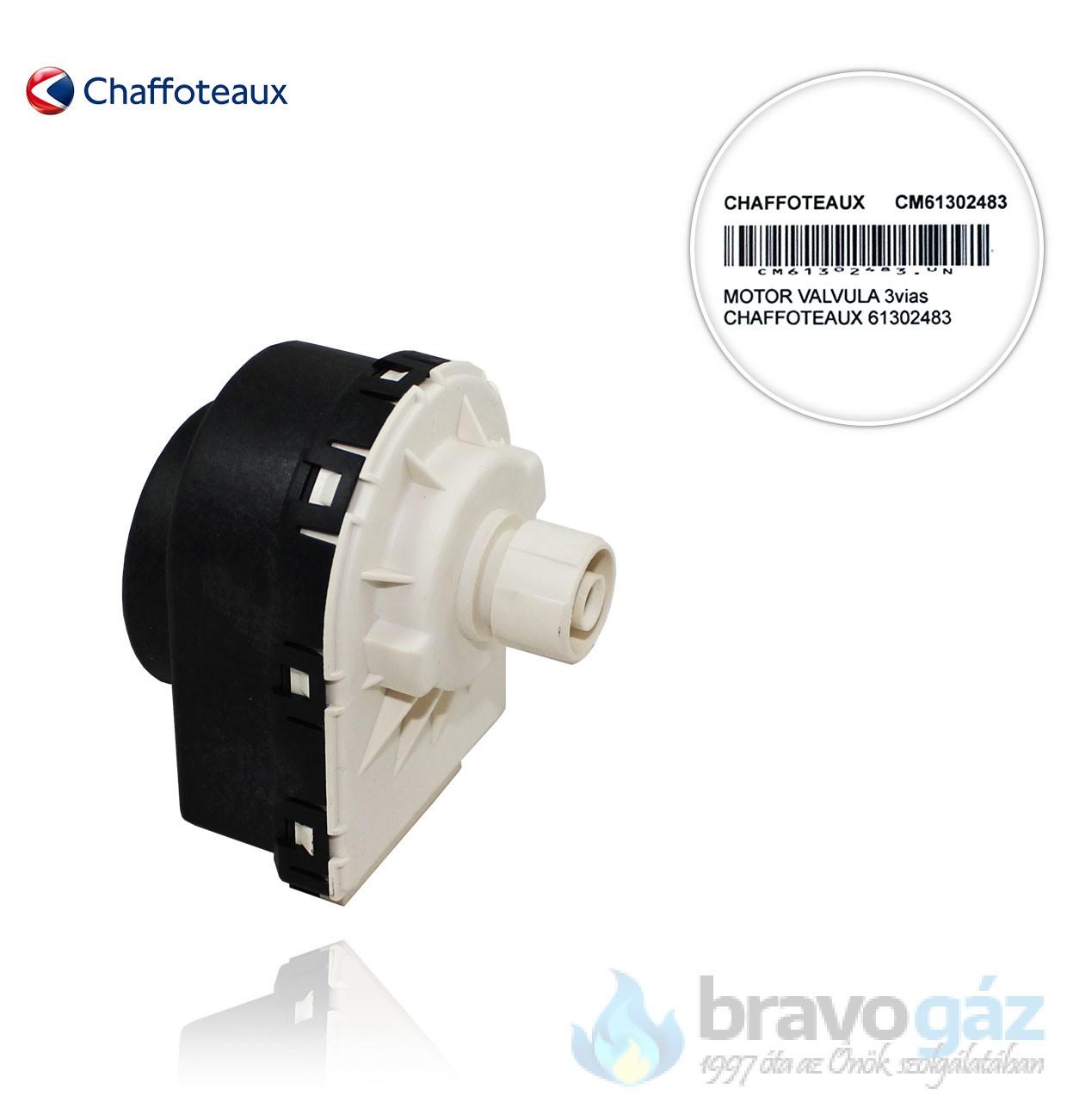 Ariston váltószelep motor - 61302483-01