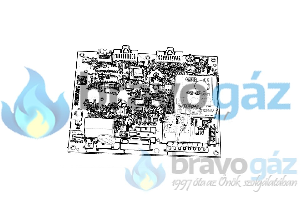 BAXI lapos panel Eco 280 i - JJJ005670690