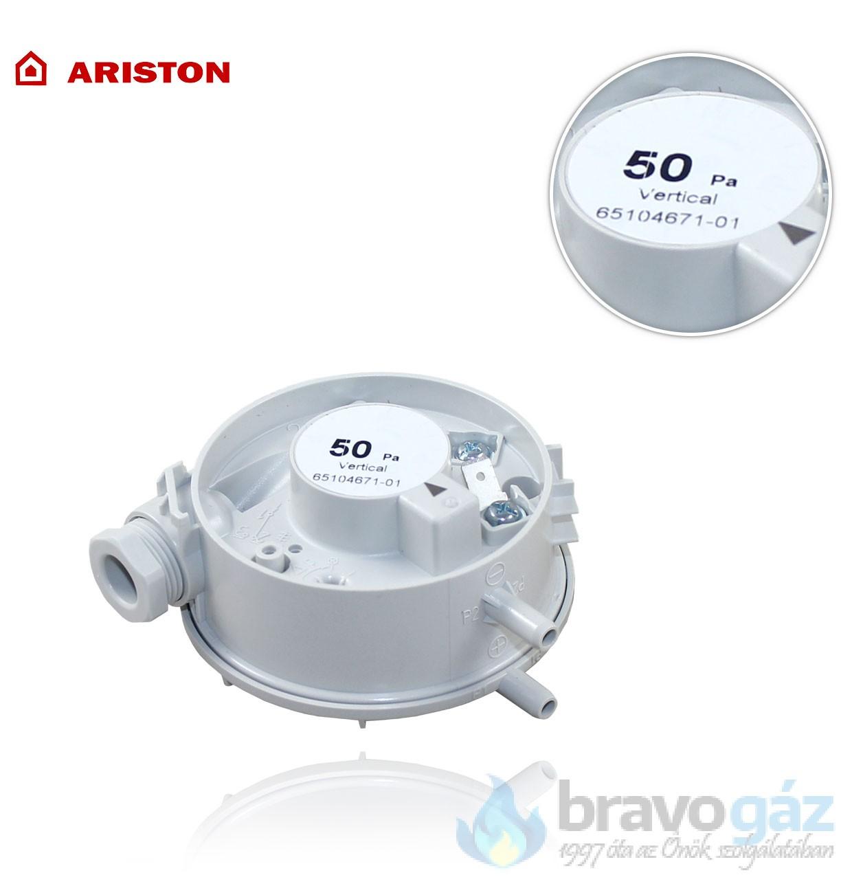 Ariston presszosztát - 65104671-01