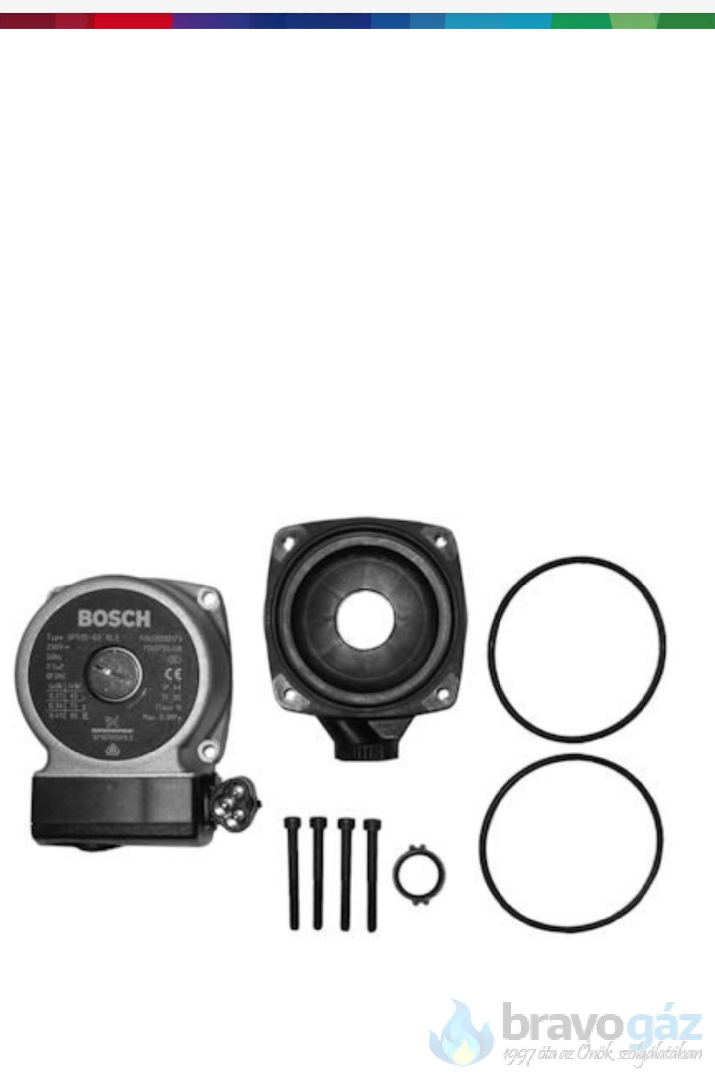 Bosch Szivattyúmotor - 87167633790
