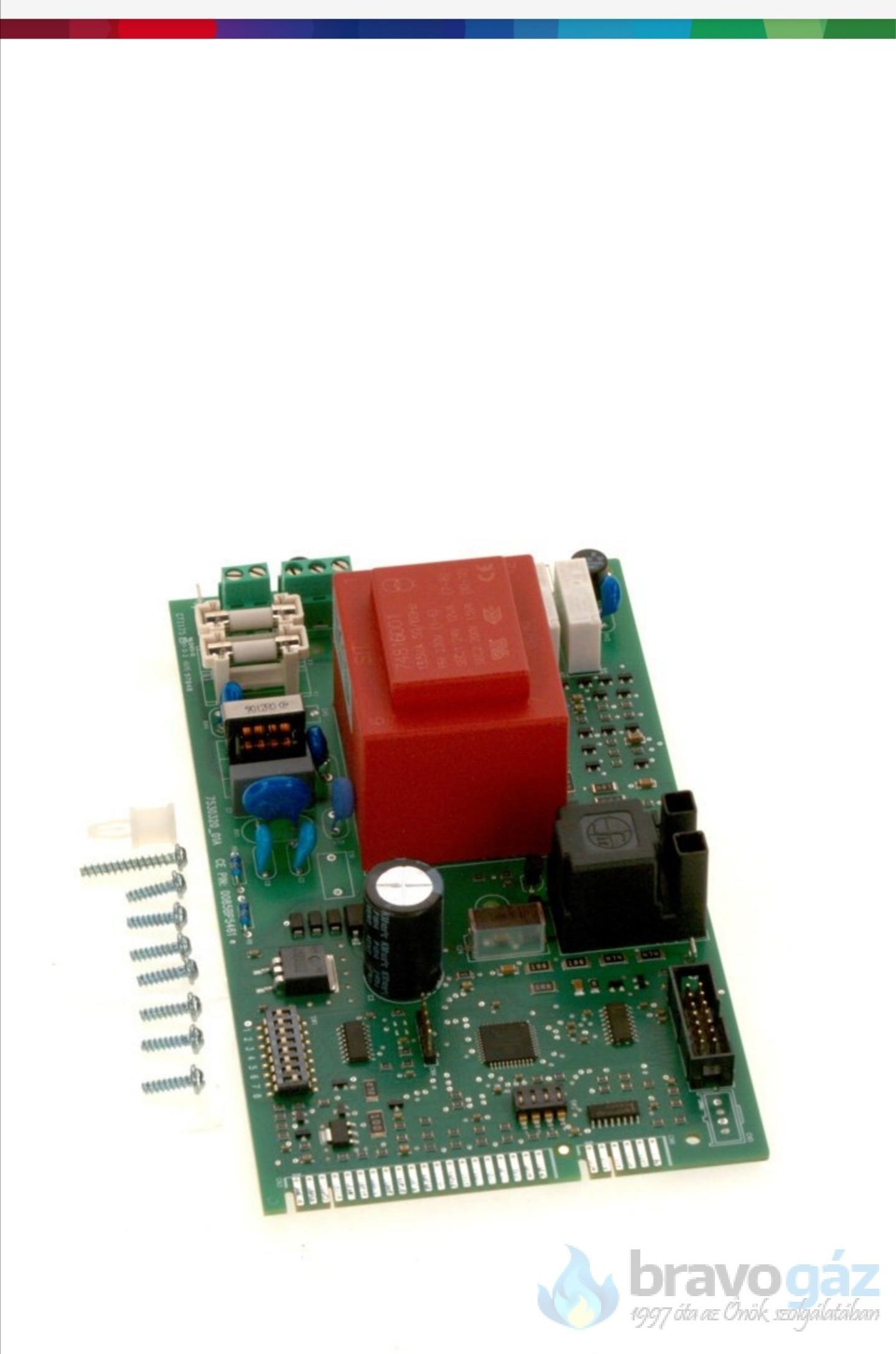 Bosch Vezérlőpanel - 87186476610