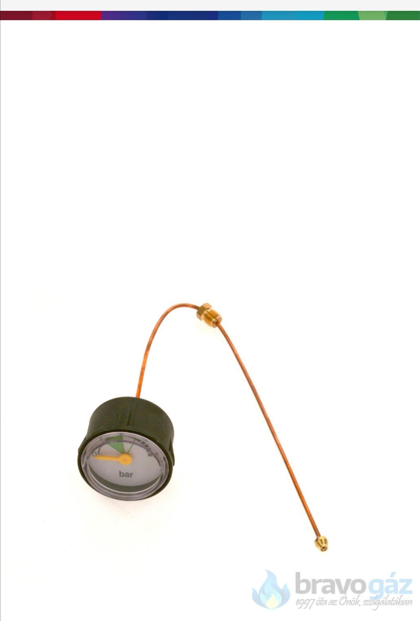 Bosch Manométer - 87172080920
