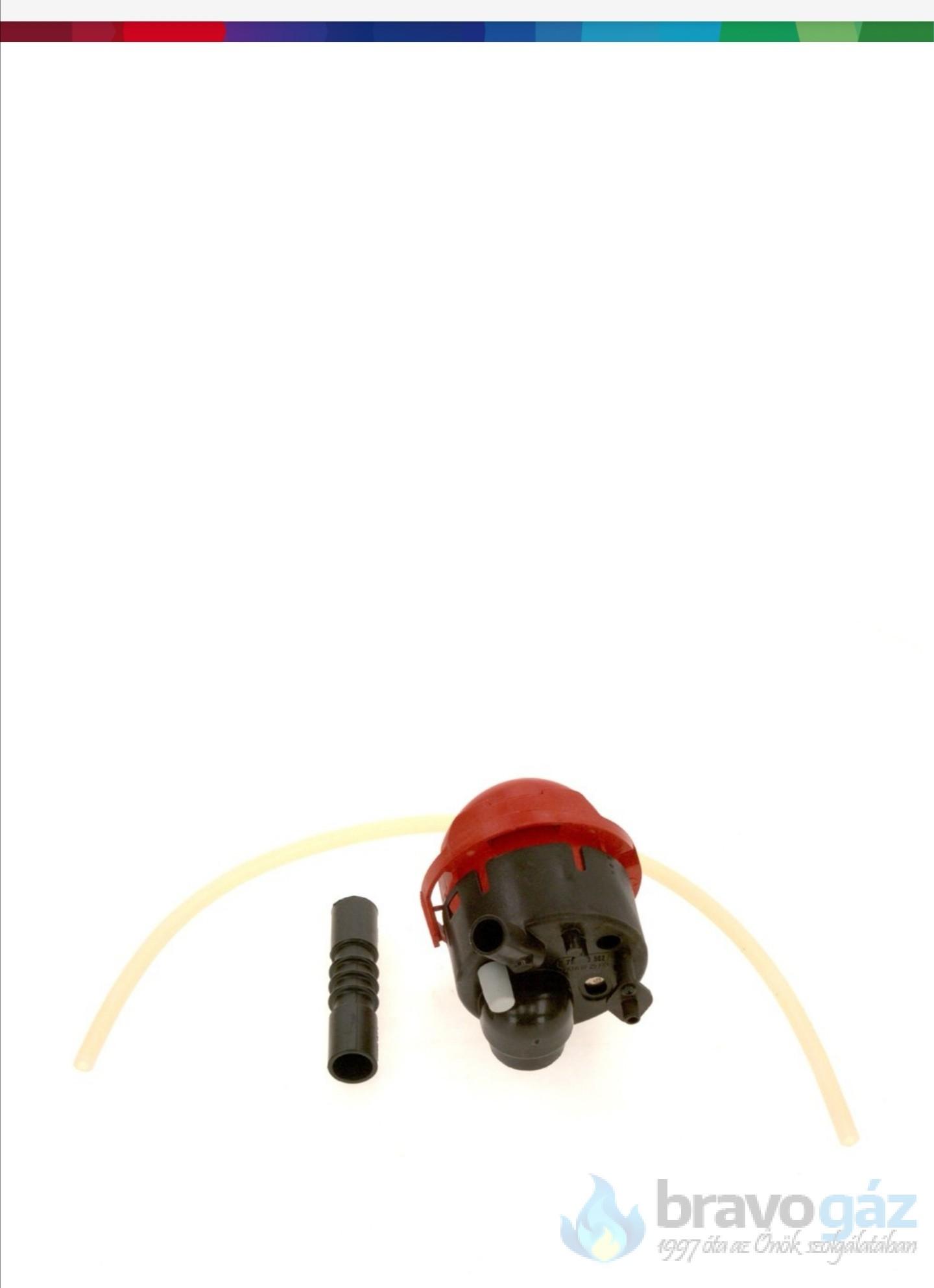 Bosch Légkeverő kamra - 87167637000