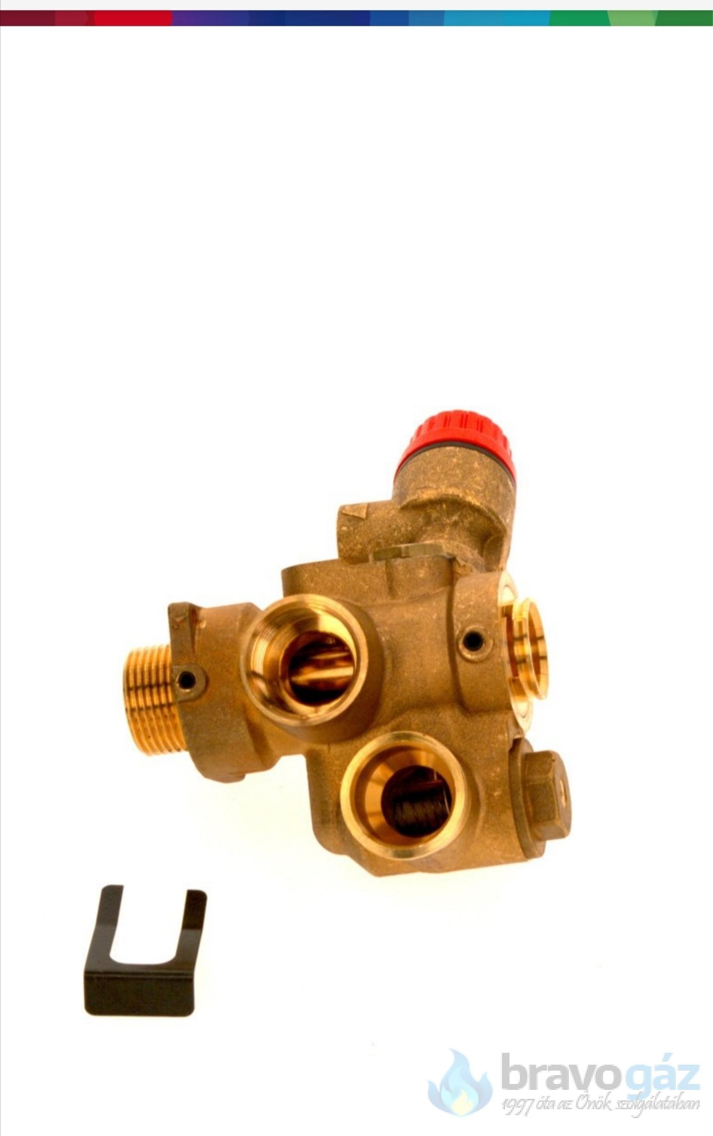 Bosch Háromjáratú szelep - 87215745080