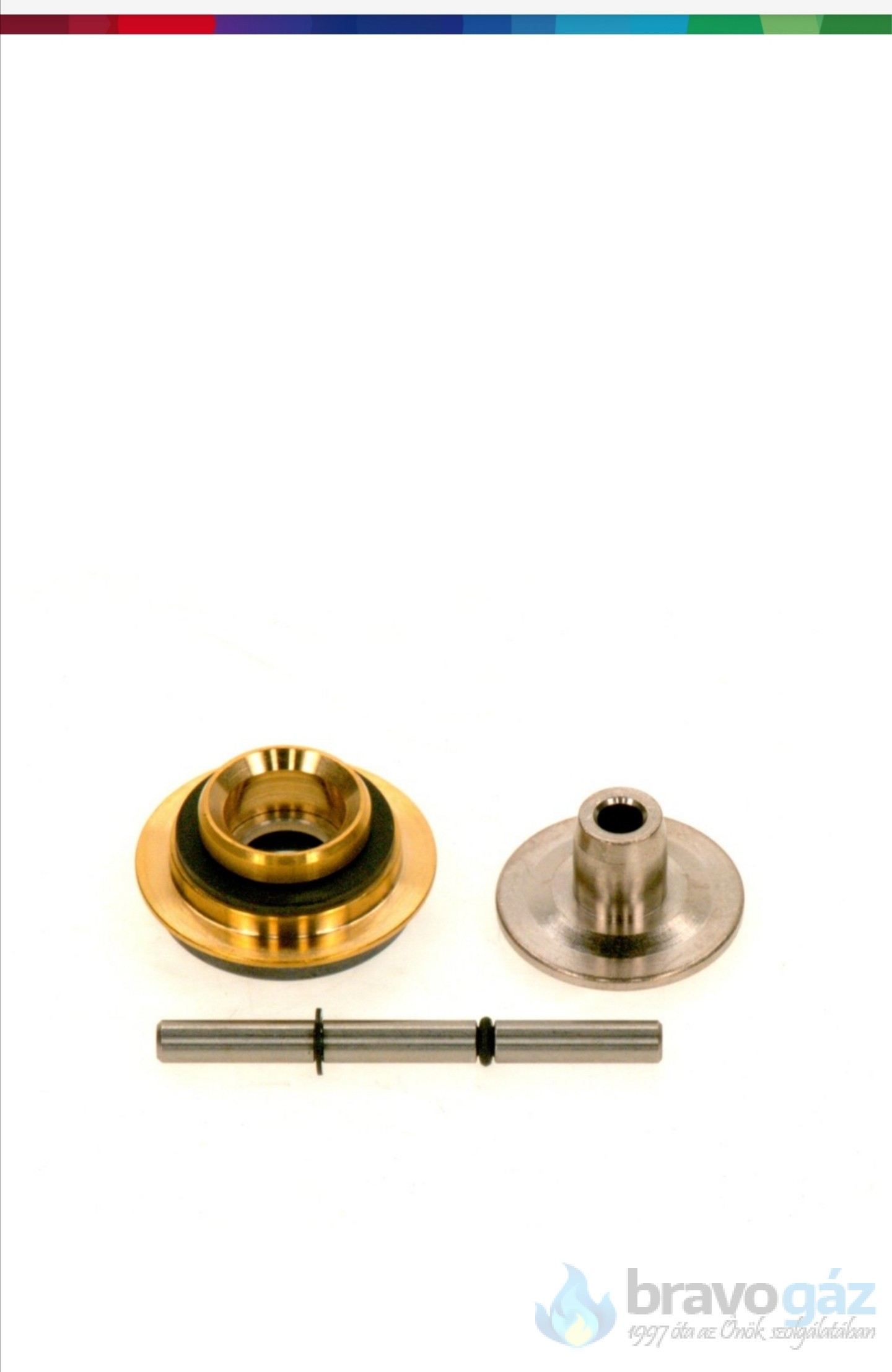 Bosch Gázszelep tányér - 87085003090