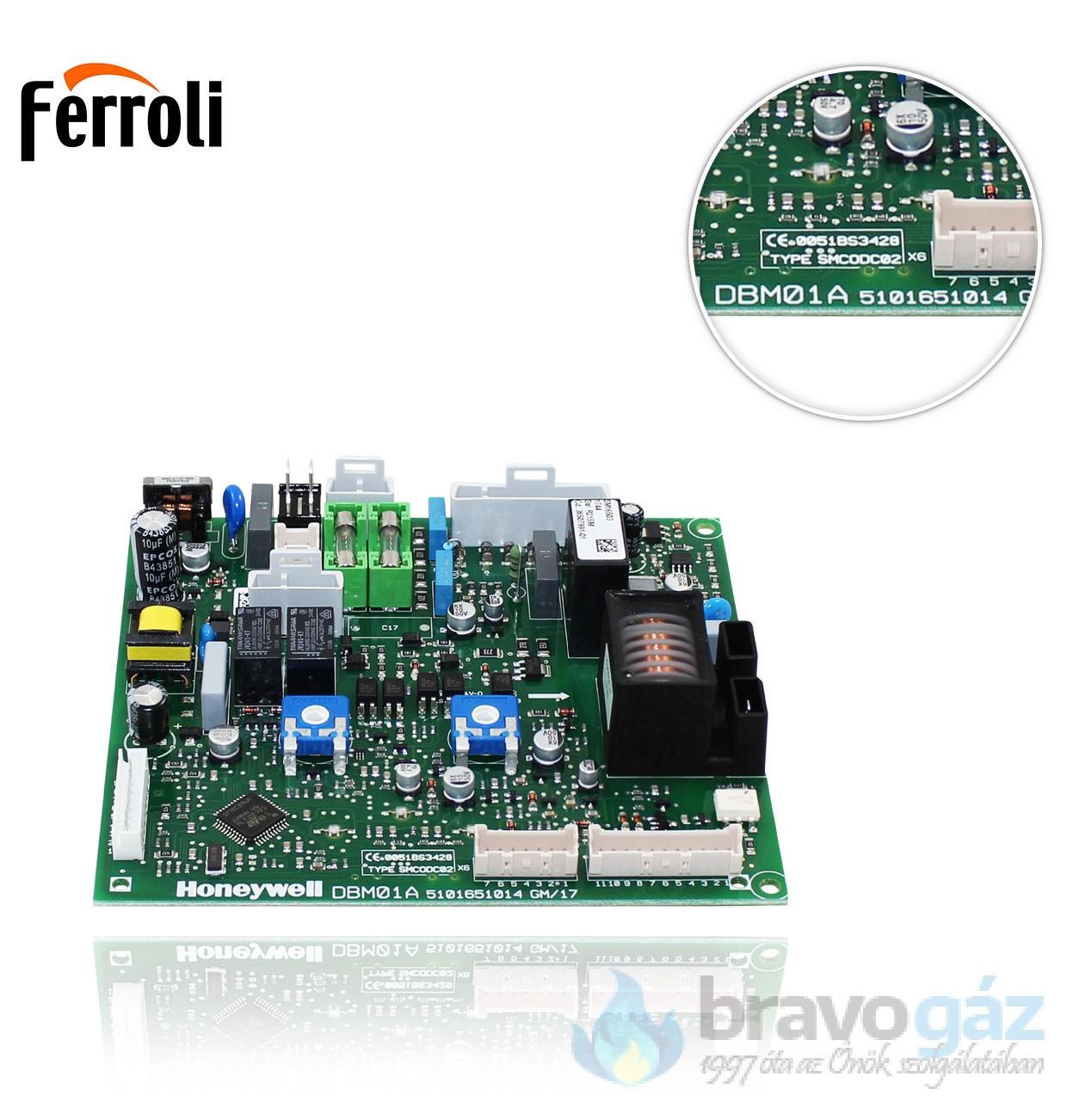 Ferroli panel Domiproject DBM01A