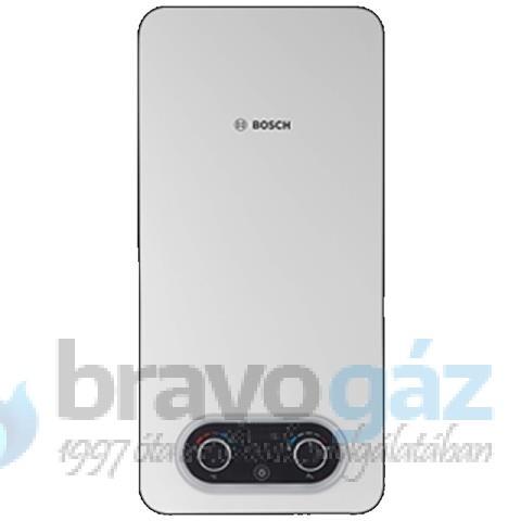 Bosch Therm 4200 WR 10-4 KB átfolyós vízmelegítő, gázüzemű, kéményes, elemes, 10l/p