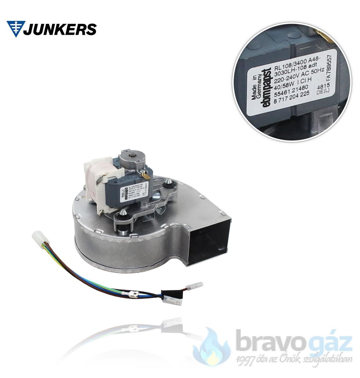 Bosch Ventilátor 87172042240