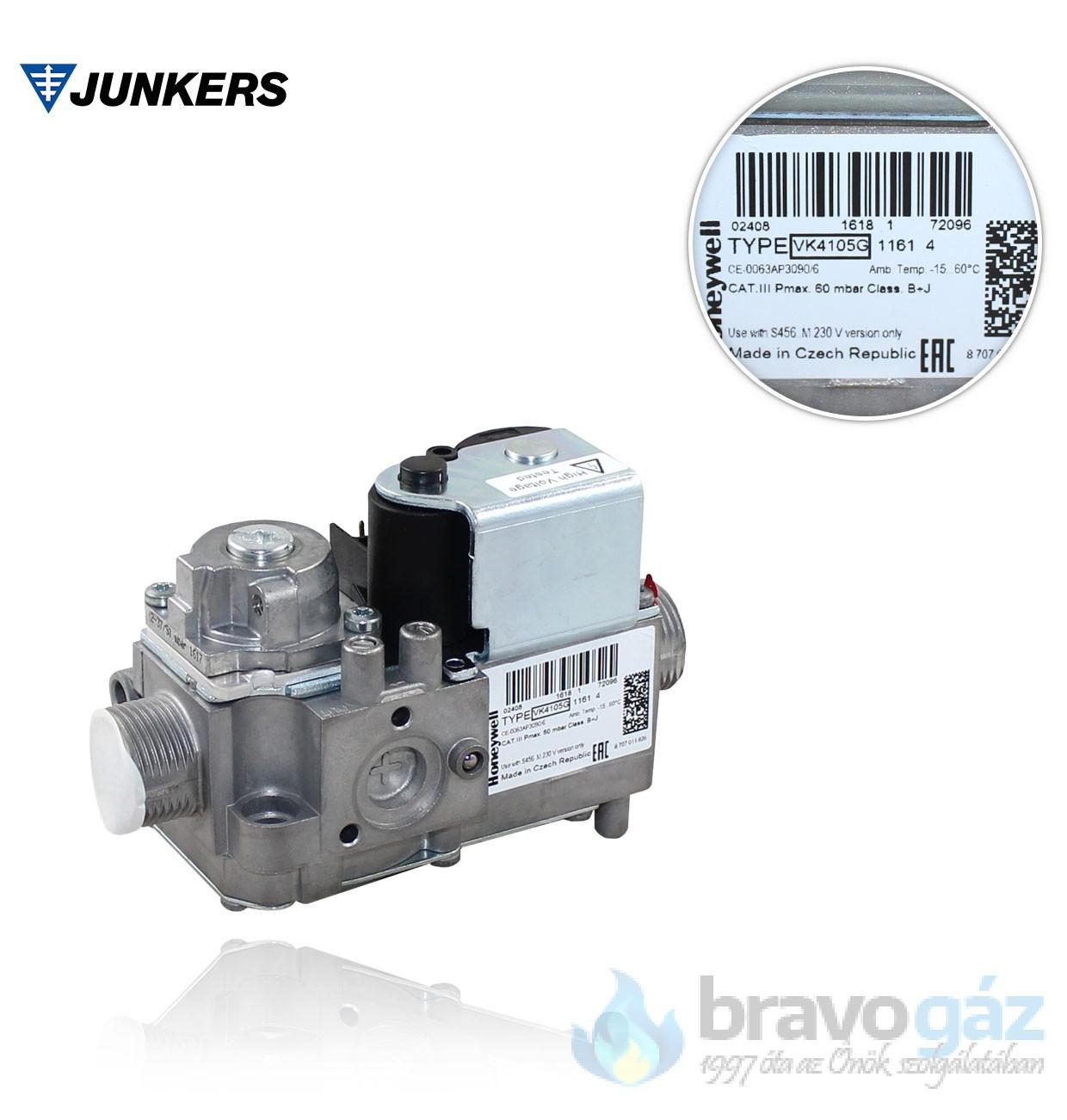 Bosch gázszelep - 87070118260