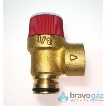 BAXI biztonsági szelep 3 bar (Régi: 5653690) - JJJ009951170