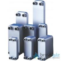 BAXI HMV hőcserélő 14 lemezes (Régi: 5655780, 5686690, 5653680) - JJJ005686680
