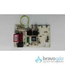 BAXI iono vezérlőpanel -ineco (zárt égésterű) (Régi: 5633010) - JJJ005650620