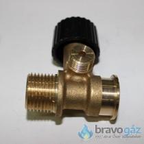 BAXI fűtési csatlakozó idom és feltöltő csap (Régi: 5700370) - 710224400