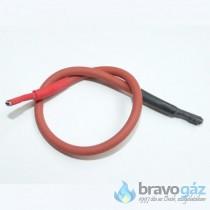 BAXI gyújtókábel, zavarszűrővel, ECOFOUR/FOURTECH, L=250mm (Régi: 8612400) - 00710430800