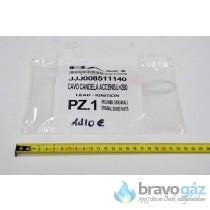 BAXI gyújtó elektróda vezeték L=250mm - JJJ008511140