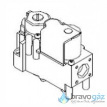 BAXI gázszelep Honeywell V1098A10989 rapida - JJJ005627550