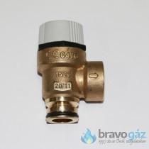 BAXI 3 bar-os biztonsági szelep - 00710631800