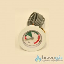 BAXI nyomásmérő d.28 (DUO-TEC COMPACT 1.24) - 00710584000