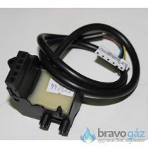 BAXI Anstoss csatlakozó l=400mm - JJJ008511790